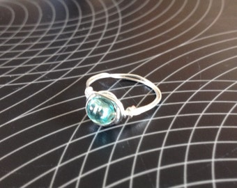 Glass Bead Ring