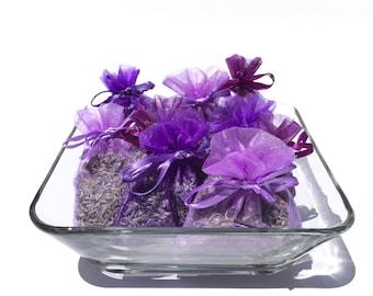 12 Lavender Sachets