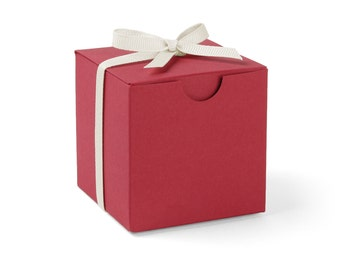 Red favor boxes, Red favor box, Sweet sixteen favors, Favor boxes, Wedding favor boxes red, Sweet sixteen party favors, Cajas para chuches,