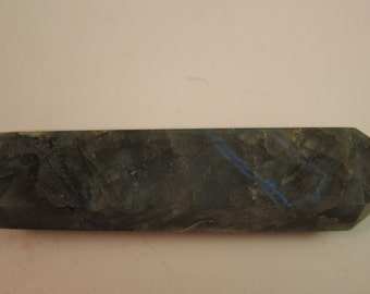 Mystical Endeavors Of Soul's Perceptions - Angelically Blessed Labradorite Healing Wand