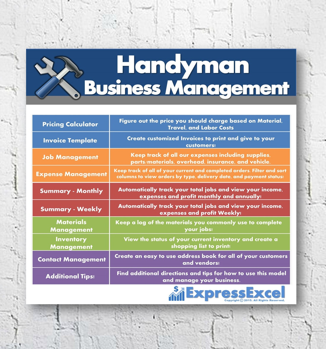 Free handyman price list -  Zoom