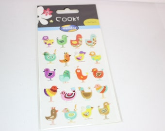 sticker Lovely birds