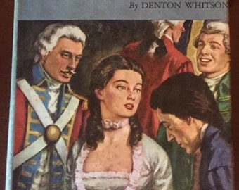 Vintage 1953 THE GOVERNOR'S DAUGHTER By Denton Whitson