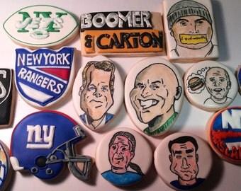 Sports Lovers Cookies