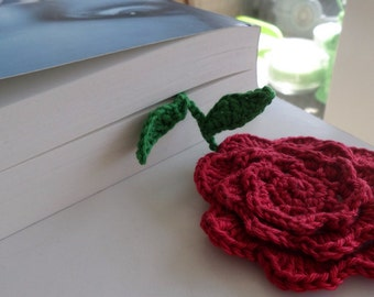 Bookmark dune rose