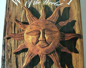 1994 WOODCRAFT Of The World Creative Wood Projects HCDJ Woodwork Craft