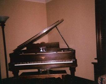 Mom's Piano-Love Pink