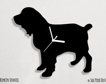 Boykin Spaniel Dog - Wall Clock