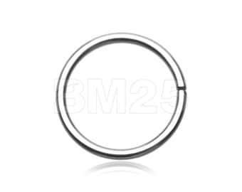 Basic Steel Bendable Nose Hoop