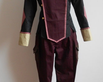 Asami Sato costume from Legend of Korra