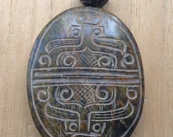 Aztec Carvings Etsy