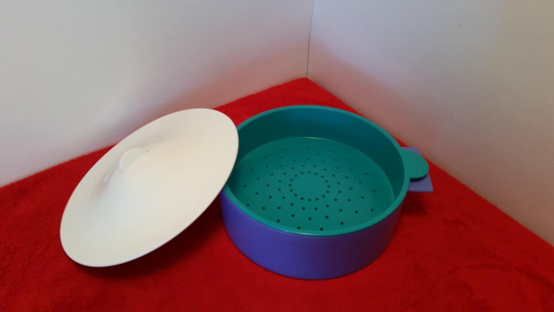 tupperware reheatables tupperware steamer by kitchenagogo. Black Bedroom Furniture Sets. Home Design Ideas
