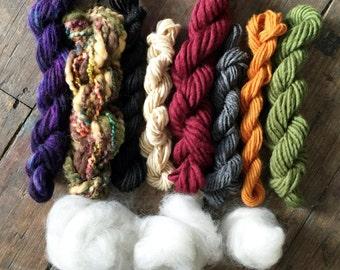 Recycled Yarn Bundle