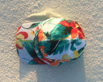 SUMMER LOOK! Floral 5 panel hat, five panel hat, Ankā Supply Company, Hipster hat, Perfect gift