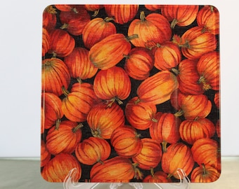 Decorative Fall Plate