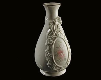 Cameo Ribbon Vase Royal Heritage Collection Taiwan