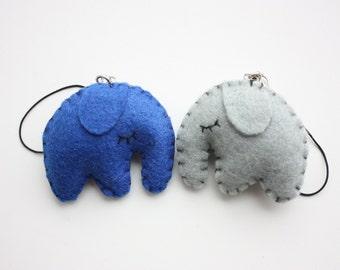 Little Elephant Charm/Pin