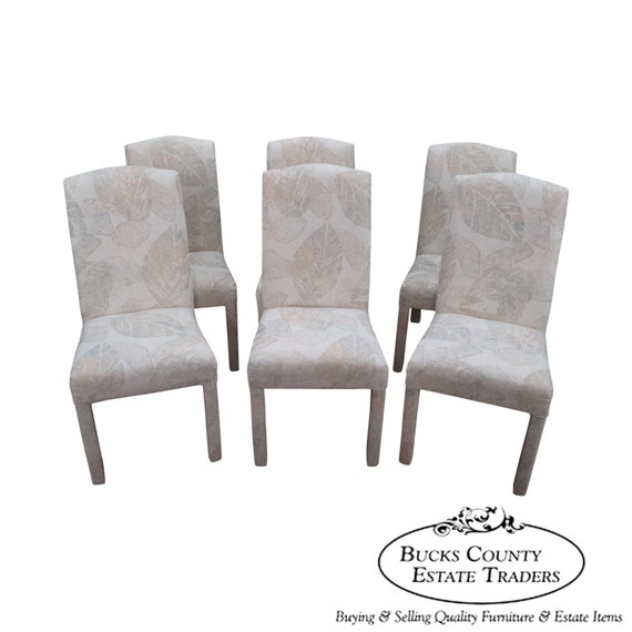 Lazar Quality Set Of 6 Southwest Upholstered By