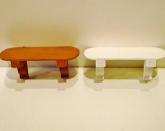 Mini Oval Shelf