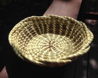 Charleston Market - Sweet Grass Basket