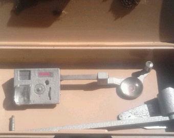 Bruning Planimeter 80-535 Vintage Drafting Engineering Instrument Tool
