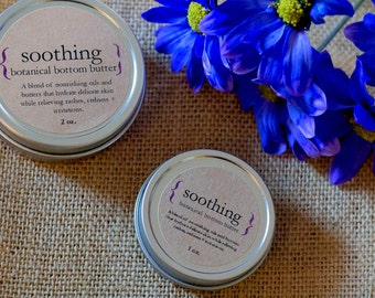 Soothing Botanical Bottom Butter
