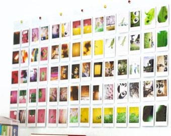Wall Pocket Photo Album Fujifilm Instax Mini Film Holder