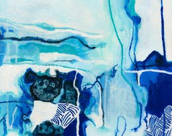 Giclee Fine Art Print | 1000 Atolls