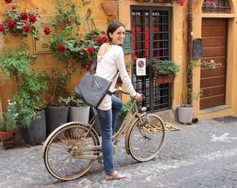 Laptop Messenger and bike Urbana Bike