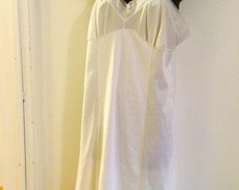 Vintage Philmaid  Ivory Nylon Full Slip - Size 38 Made in USA