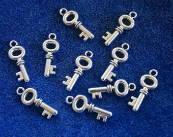 10 Small Key Charms