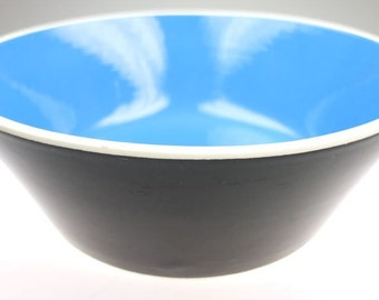 Ceramic bowl 50's