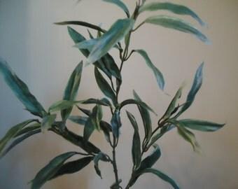 """24""""  Bamboo Stem  Artificial Greenery DIY Silk Floral Supplies Craft Supply Floral Arrangement Materials #5A"""