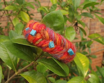 Wool Braided Bracelet