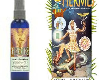 HERMES HERMETIC BLISS Water by Gypsy Goddess