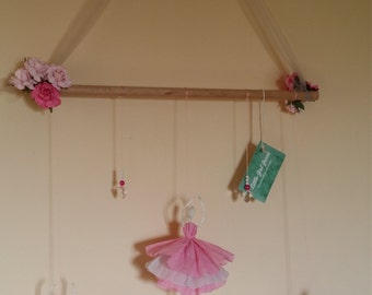 Pretty in Pink Ballerina mobile