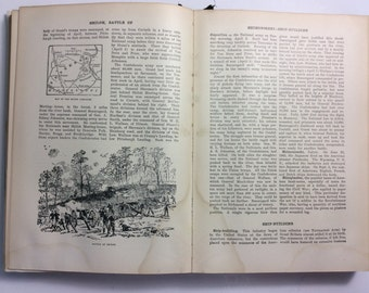 Harper's Encyclopedia of United States History by Benson John Lossing, Harper & Brothers 1915 #1084