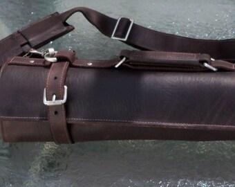 chef knife bag on etsy a global handmade and vintage marketplace. Black Bedroom Furniture Sets. Home Design Ideas