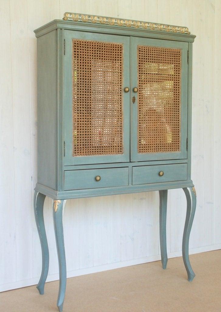 Consola mueble valenciano estilo luis xv anteri comprar - Muebles anos 60 ...
