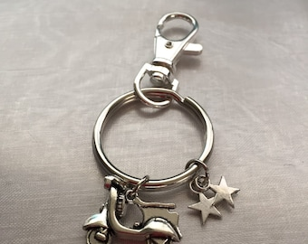 Scooter keychain