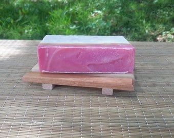 Plumeria Soap, Handmade Soap, Natural Soap, Tropical Soap