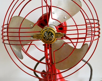 General Electric cooling fan