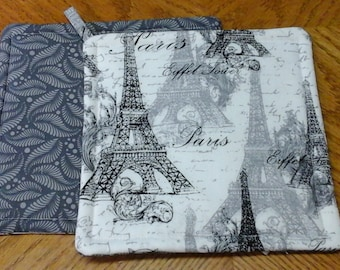 Paris potholders