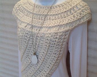 Katniss Inspired Cowl Vest
