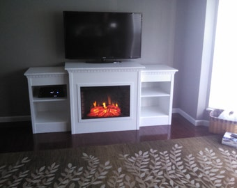 Shop for electric fireplace on Etsy