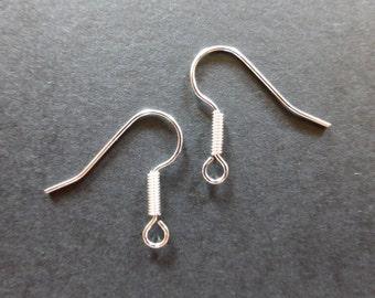 Ear hooks for allergic people
