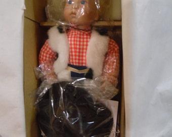 Ashton Drake Little Buckaroo Doll