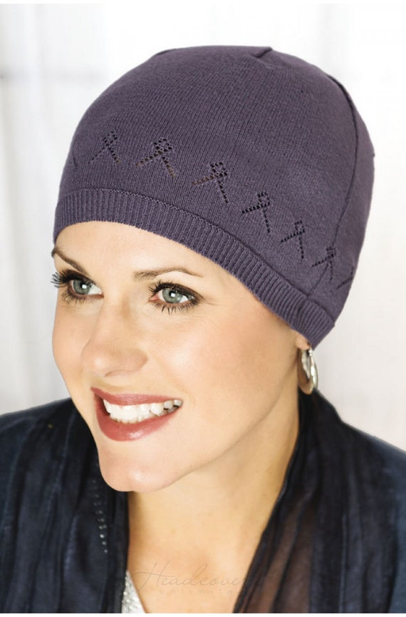 Ribbon Beanie Cap Soft Hats For Cancer By Headcoversunlimited