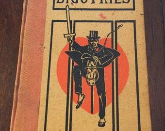 Bachelor Bigotries, 1903 vintage book