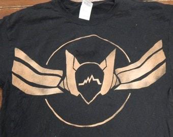DJ Sona Concussive Bleached T-Shirt